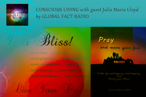 Global Fact Radio - with guest Julia Maria Lloyd, of Julia Maria Energy Works