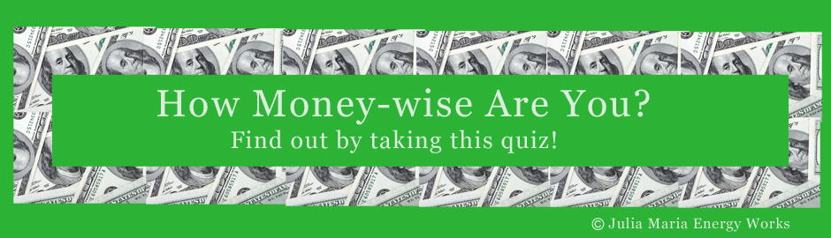 Money Wise Quiz Header