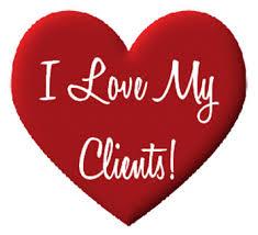 love clients