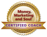 Julia Maria Lloyd, Certified Money, Marketing and Soul Coach